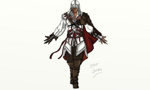 Ezio Auditore Di Firenze by Beaven1302