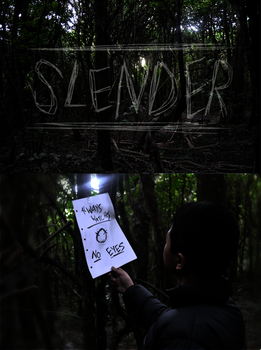 [PREVIEW] NCEA 3.3 Folio: Slender by zappyspiker