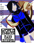 World Domination In Two Easy Steps: Nuzlocke Cover by Horobinota
