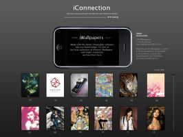 iConnection - iWallpaper Page by Jim971