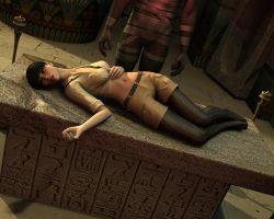Ciara's Egyptian Nightmare 19 by Torqual3D