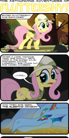 The Astounding Adventures of Fluttershy! by DaringDashie