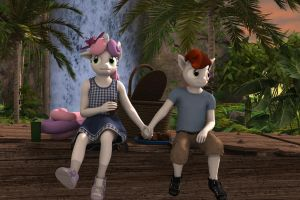 First Date Redone by TheOwlGoesMoo