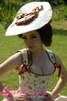 18th centuary hat by estilicious