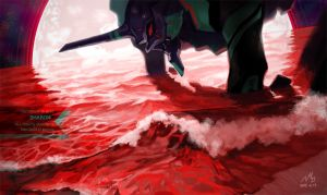 Sea of Blood by pt0317