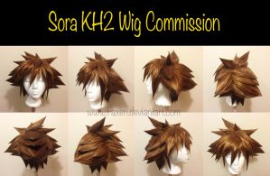 Commission::Sora Wig by Faxen