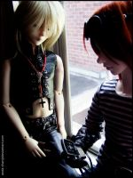 BJDs - Mello n' Matt by anda-chan