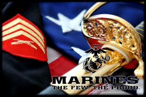 Marine Pride by Chrippy