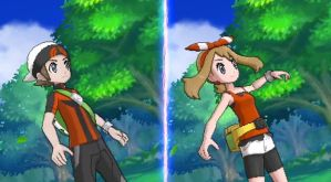 ORAS Brendan and May Battle Intro by pimmermen