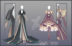 [Close] Design adopt_141-142 by Lonary