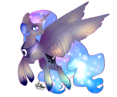 Princess Luna. by sofilut