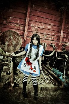 Alice Madness Returns by Levita90