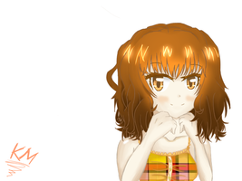 Me in anime by KimuChin