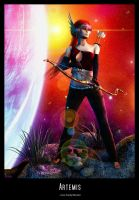 Artemis by Fredy3D