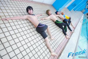Cosplay Free!Warm up by Smallkaori