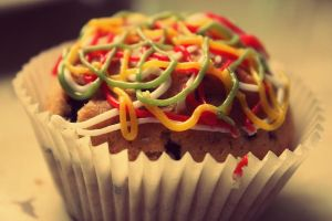 cupcake by carmelly