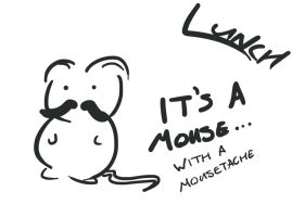 It's a mouse ... by Syrupjuice