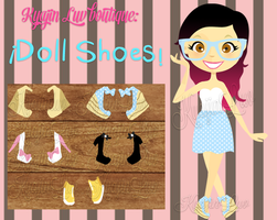 [D O L L Pack] Doll Shoes 2! by KyajinLuv