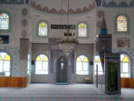 The mosque by silentwitness8
