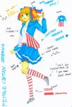 Cosplay Design - Female Captain America by Yousachi