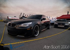 M5 Sunset by 7perfect7