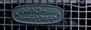 Land Rover Grill by BrknRib
