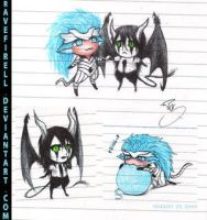 GrimmnUlqui's Chibi Releases by GrimmUlquiFC