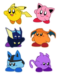 Kirbymon by VibrantEchoes