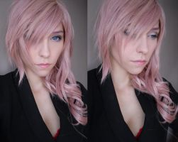Lightning Farron by LadyxZero