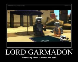 Lord Garmadon by Lincelot1