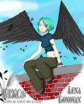 Lena from Wings by wtenshi