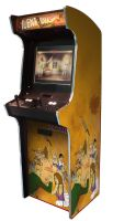 Silent Hill Fighter - The Arcade Machine by Seblecaribou