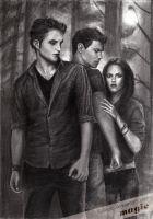 New Moon poster by llvllagic