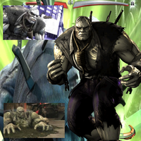 Injustice Solomon Grundy by BatNight768