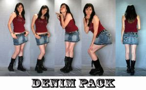 denim pack by LongStock