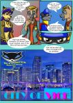 Sly Cooper: Thief of Virtue Page 8 by ConnorDavidson