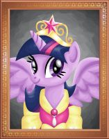 Royal Portrait by JohnRaptor