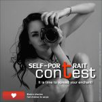 self portrait contest by urbanoantunes