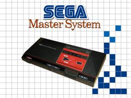 Sega Master System Wallpaper by GamezAddic