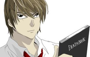 Light Yagami by Batman316