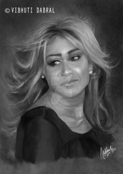 Alex Gerrard Study Final With Watermark by VibhzD