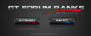 GT Forum Ranks 1.1 by bry5012