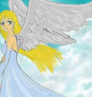 AngelSketchColor Orig.byPlaire by jenster540