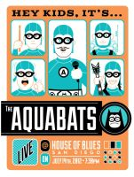 Aquabats by Montygog
