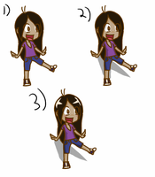 How to Draw a Cartoon Chibi 2 by CCartfulgrl