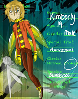 FW Application - Kimberly by MissDrawsAlot
