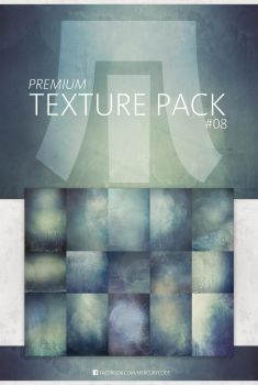 Premium Texture Pack #08 | Pretty Blues by mercurycode