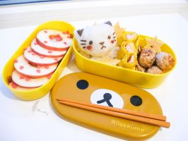 bento 9! by Mirrelley