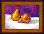 a Pair of Pears by fmr0
