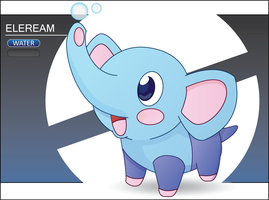 Dream Elephant by Itching2Design